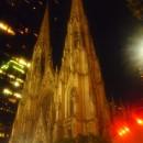 Готический собор в Нью-Йорке