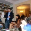 Нью-Йорк. Bookexpo America 2011. Квартирник для местной интеллигенции