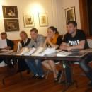 Выступление российской делегации в Музее русского искусства в Нью-Йорке