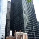 Нью-Йорк. Местная архитектура - вчера и сегодня