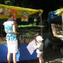 ''Мама, купи книжку!''. Книжная ярмарка в парке им. 1 Мая. Автор Касимова Т.А.