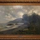 И.И. Левитан. Крымский пейзаж. 1887 г.. Фото Татьяны Шепелевой