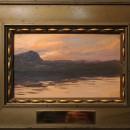 И.И. Левитан. Закат на Волге. 1888-1889 гг.. Фото Татьяны Шепелевой