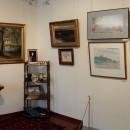 Дом-музей И.И. Левитана в Плёсе. В интерьерах музея. Фото Татьяны Шепелевой