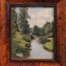 С.П. Кувшинникова. Ручей в лесу. 1889. Фото Татьяны Шепелевой