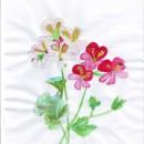 ''Цветы для мамы''. Рис. Сучковой Юли (9 лет)