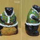 Ярмарочный мишка. Автор Светлана Сахарова. Фото Татьяны Шепелевой