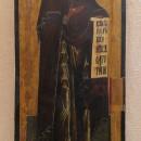Богоматерь из деисусного чина. Вторая половина XVII века. Государственный музей