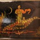 Дыдыкин А.А. Ковер-самолет. 1932 г. Государственный музей Палехского искусства.