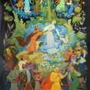 Снегурочка. Государственный музей Палехского искусства. Фото Татьяны Шепелевой