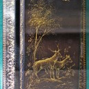 Каурцев Ф.А. Мир животных. 1939 г. Государственный музей Палехского искусства. Ф