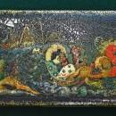Клюшкина Ф.И. Волшебница-зима. 1946 г. Государственный музей Палехского искусств