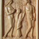 Беляев И.А. Адам и Ева. Искушение