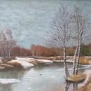 Беляев И.А. Первый снег
