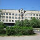 Микрорайон Сортировочный. Здание поликлиники