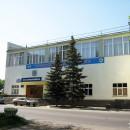 Микрорайон Сортировочный. Дом спорта ''Железнодорожник''