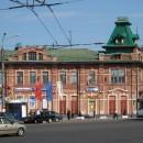 Бывший доходный дом купца Теребилина - ныне Гордеевский универмаг