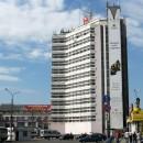 Главное здание Нижегородского метрополитена на площади Революции. 2010 г.