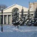 Дом культуры железнодорожников станции Горький-Сортировочный. 2013 г. Фото Алекс