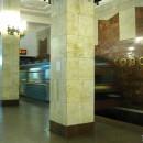 Станция Московская Нижегородского метрополитена. 2010 г.
