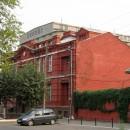 Здание Управления пенсионного фонда - бывшего Башкировского училища. 2010 г.