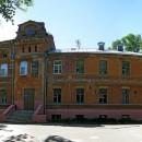 Бывшее здание общественной богадельни. Архитектор И.О. Буковский