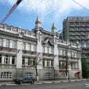 Дом со «змеями». Центральная городская библиотека им. В.И. Ленина