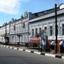 Современная улица Стрелка. Все, что осталось от старинной Александро-Невской ули