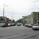 Улица Чкалова. 2010 г.