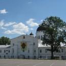 Спасский Староярмарочный собор. Вид с ул. Бетанкура. 2010 г.