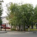 Станция скорой помощи во внутреннем дворе бывшей Бабушкинской больницы