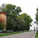 Бульвар, ведущий от Главного ярмарочного дома к Спасскому Староярмарочному собор