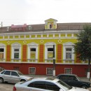 """Торговый центр """"Канавинский дворик"""" - бывшая Бабушкинская больница"""