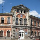 Бывшее здание полицейской части - сегодня здесь находится Почта России