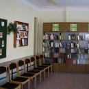Филиал - детская библиотека им. К. Симонова. Читальный зал