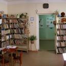 Филиал - детская библиотека им. К. Симонова. Младший абонемент