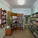 Филиал - детская библиотека им. К. Симонова. Абонемент