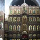 Иконостас в Кафедральном соборе в честь святого благоверного князя Александра  Н