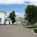 На территории Спасского Староярмарочного собора. 2010 г.