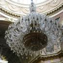 Люстра под куполом Спасского Староярмарочного собора. 2010 г.