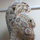 М.А. Абдуллина. Бабочка-путешественница. Керамика