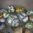 М.А. Абдуллина. Пасхальные яйца. Керамика