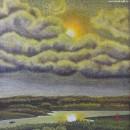 Светлана Морозова. Нефтяная вышка на Лек-Макарихе. 2004. Фоторепродукция Татьяны