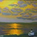 Светлана Морозова. Волга-матушка. 2004. Фоторепродукция Татьяны Шепелевой