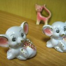 ''Котауси и мауси''. Фарфоровые мышки