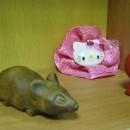 ''Котауси и мауси''. Мышь-оберег на богатство