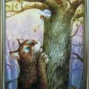 ''Котауси и мауси''. Картина Владимира Румянцева (Санкт-Петербург)