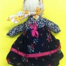 Бокситогорская кукла. Работа Вихаревой Н.О.