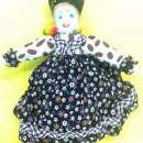 Модульная кукла в чалме. Работа Вихаревой Н.О.