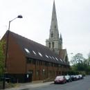 Англиканский храм в Кембридже